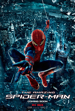 The Amazing Spiderman poster