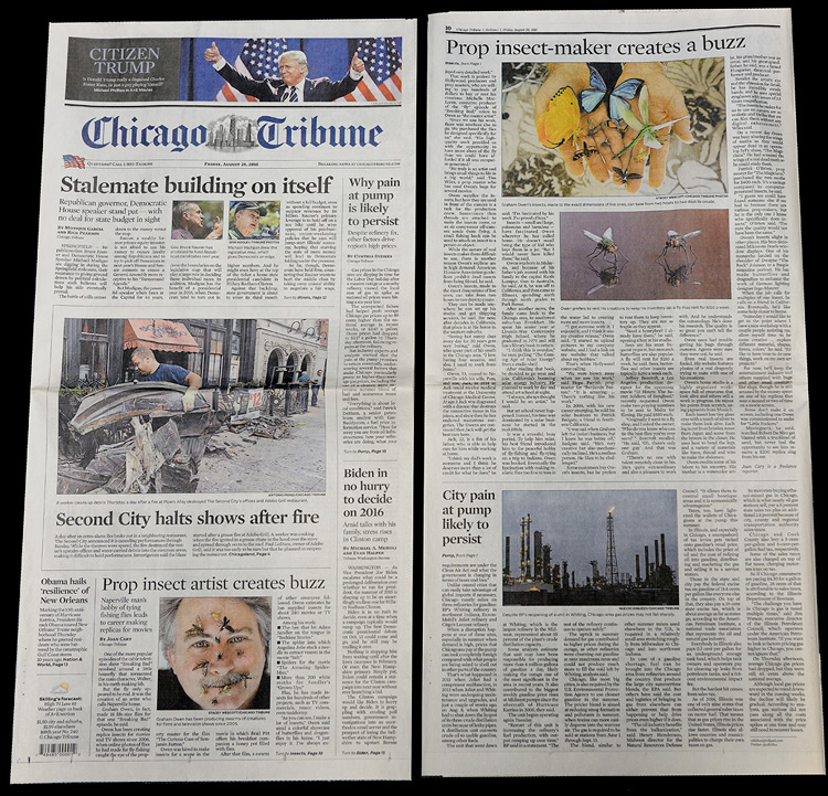 Chicago Tribune Graham Owen article