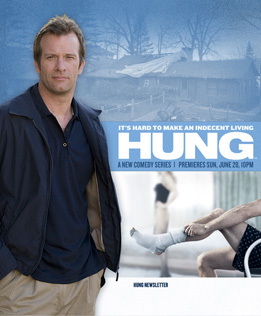 HBO Comedy Series - Hung poster