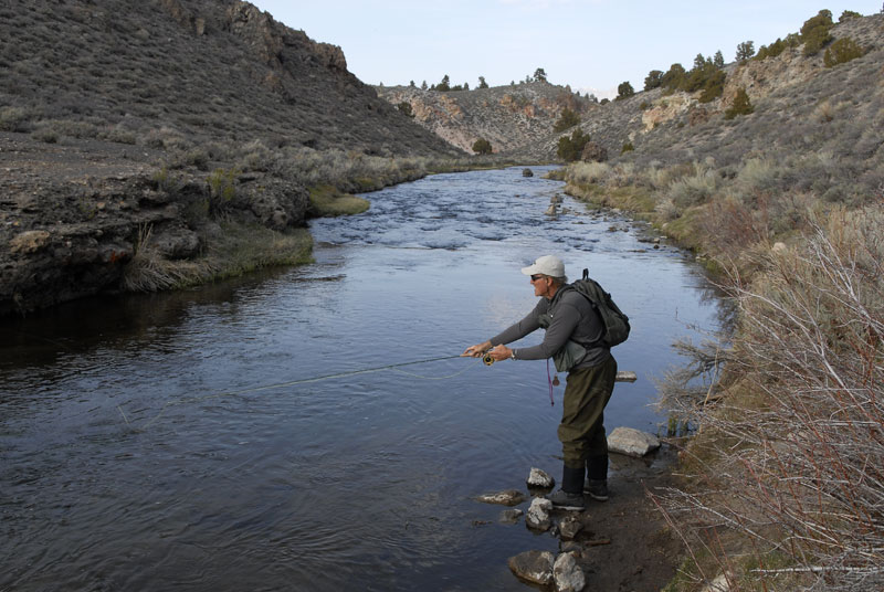 Eastern Sierra Fly Fishing Photography Spring 2008