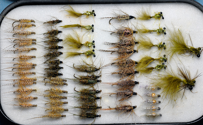Fly Tying And Dressing Effective Flies For Catching Trout