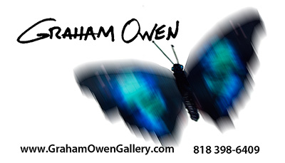 Graham Owen business card